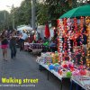 sunday walking street